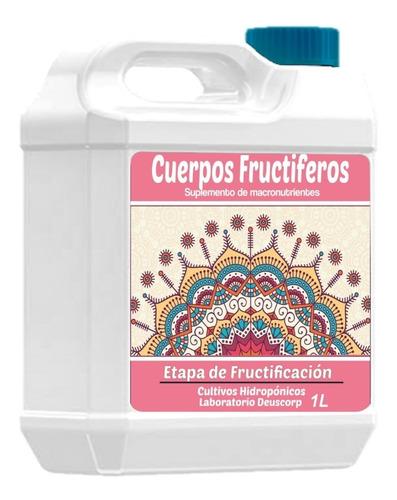 Imagen 1 de 2 de Cuerpos Fructiferos-cultivos Hidropónicos Galón X 1 Litro