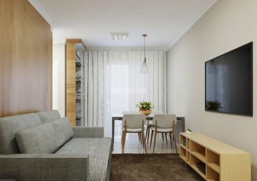 Apartamento À Venda Em Rua Francisco Isoldi, Vila Madalena, 2 Quartos, 64 M² - Pj52803