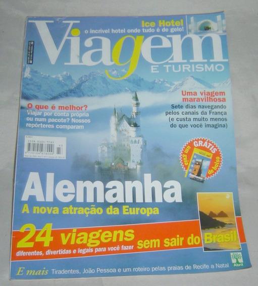 Revista Viagem E Turismo - Edição 43 - Alemanha - Maio/1999