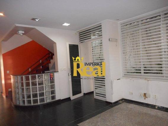 Sobrado À Venda, 380 M² Por R$ 2.500.000 - Pinheiros - São Paulo/sp - So0687