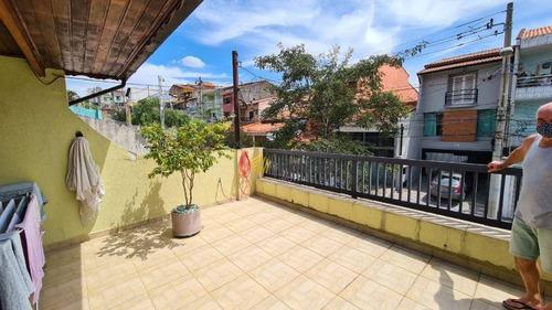 Casa Com 3 Dormitórios À Venda, 243 M² Por R$ 560.000,00 - Nova Petrópolis - São Bernardo Do Campo/sp - Ca0511