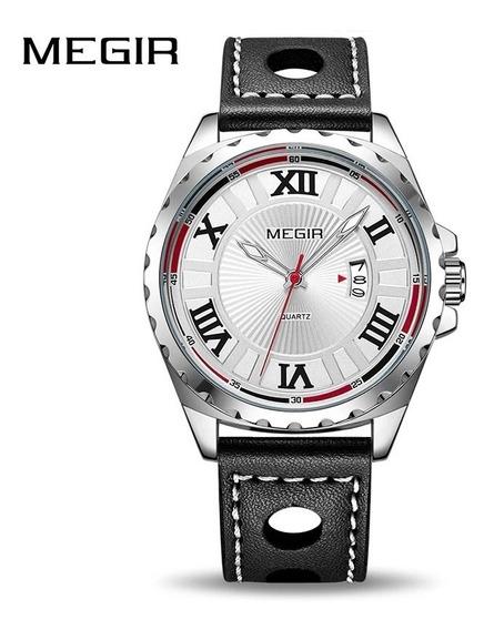Black Friday!! Relógio Masculino Megir 1019