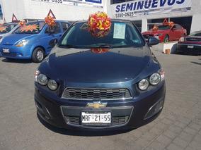 Chevrolet Sonic 1.6 Lt Mt 2014