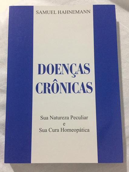 Livro Doenças Crônicas, Hahnemann, 7ª Edição, 2014