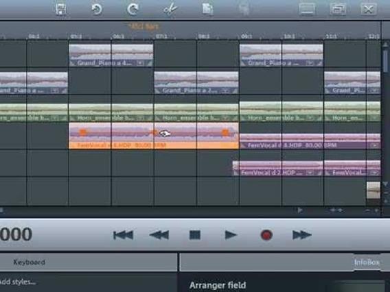 Soundpool M.m.m. + De 80 Gb. De Arquivos