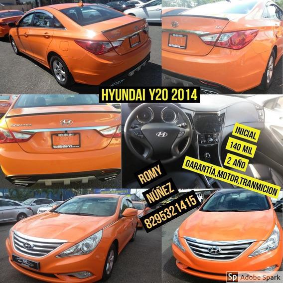 Hyundai Y20 Koriano