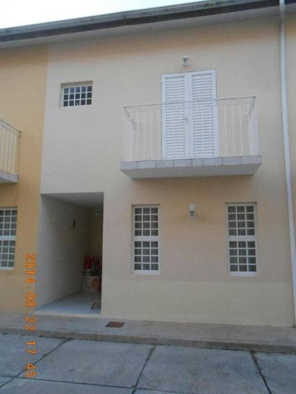 Ótima Casa Em Condomínio No Panorama - So0100