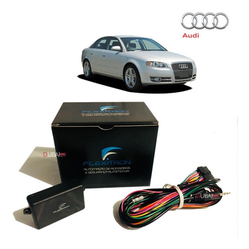Interface Comandos De Volante Audi A4 2006 2007 2008