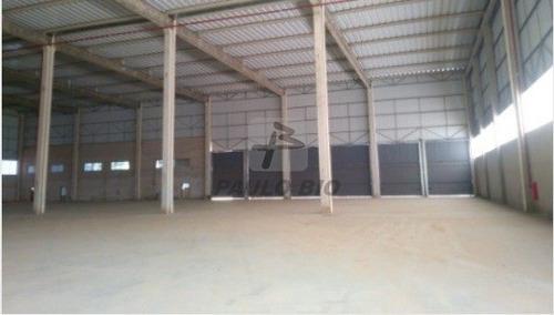 Imagem 1 de 13 de Galpao Industrial - Caldeira - Ref: 6865 - L-6865