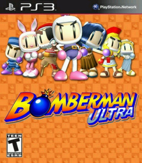 Bomberman Ultra Ps3 Original Entrega Inmediata