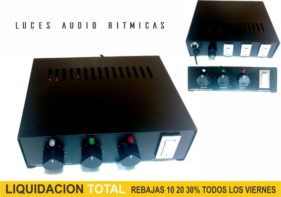 Luces Audioritmicas