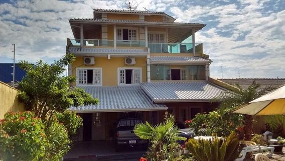 Casa Em Mro Bina, Biguaçu/sc De 300m² 6 Quartos À Venda Por R$ 750.000,00 - Ca187792