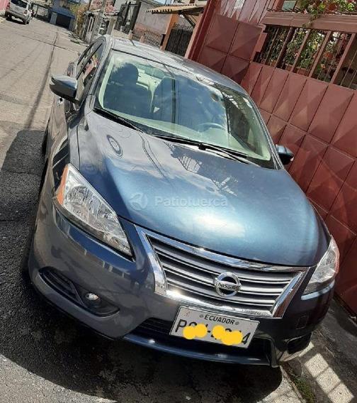 Nissan Sentra Advance At 2014