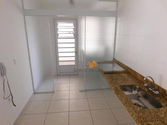 Apartamento Com 3 Dormitórios À Venda, 95 M² Por R$ 488.000,00 - Residencial Montpellier - Sorocaba/sp - Ap0093