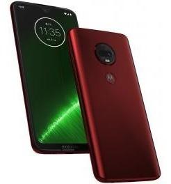 Smartphone Motorola G7 Plus 64gb Rubi 4g - 4gb Ram Tela 6,24