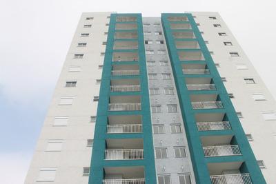Apartamento Em Santo André - 1 Suíte + 2 Quartos, 2 Vagas