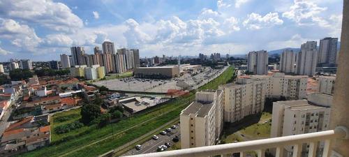Imagem 1 de 10 de Apartamento Com 2 Dormitórios - 2 Vagas - Máximo Mogilar- Mogi Das Cruzes/sp - Ap0325