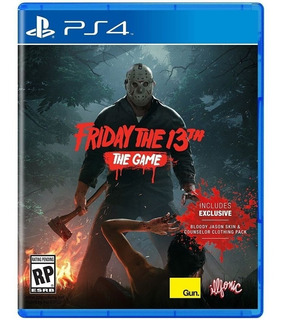 Friday The 13th Ps4 - Envío Gratis Nuevo