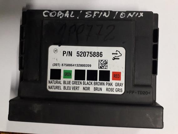 Modulo Control Carroceria Cobalt Onix Spin 52075886