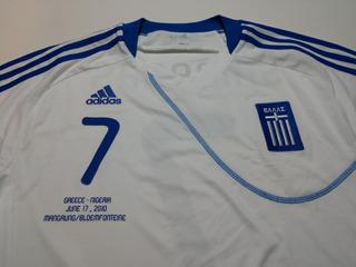 Camisa Seleção Grecia Copa 2010 - Away