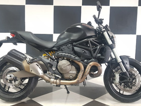 Ducati Monster 821 Recibo Menor Valor