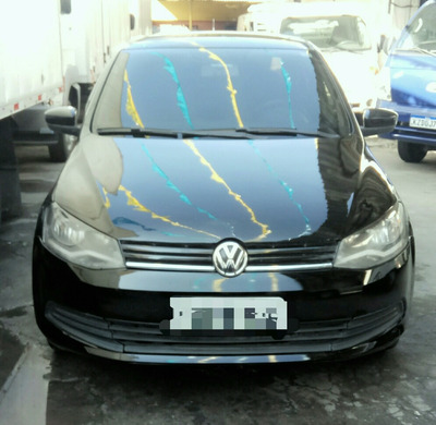 Volkswagen Voyage 1.6 Vht Trend Total Flex I-motion 4p 2013