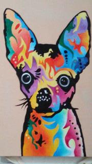 Pintura Al Óleo Pop Art
