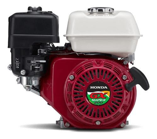 Imagem 1 de 5 de Motor Estacionário Honda Gx 200 Super 6.5hp