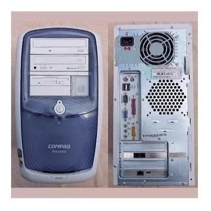 Cpu Compaq Intel Pentium 3