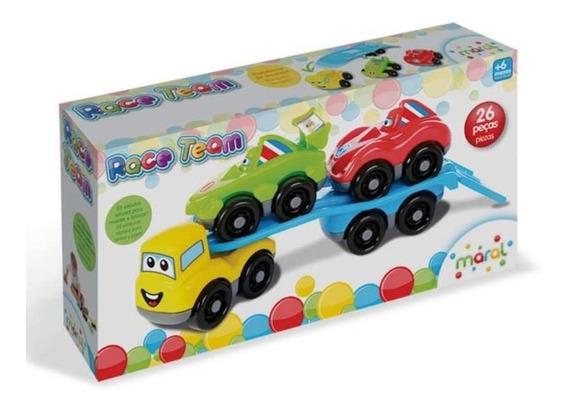 Caminhão Cegonha Race Team Maral