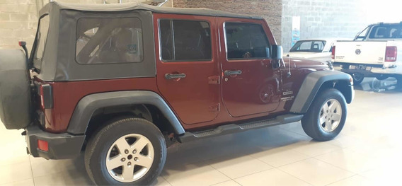 Jeep Wrangler 3.8 Sport Unlimited 199cv Mtx 2010