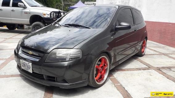 Chevrolet Aveo Coupe Sincronico