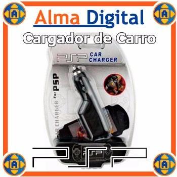 Cargador Carro Batería Psp Auto Play Station Ahorrador