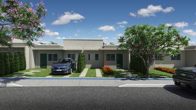 Casas 2 Dormitorios Parcelas R$399,00 Aparecida De Goiania