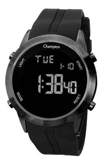 Relógio Feminino Champion Digital Ch40259d - Preto