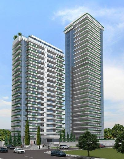 Apartamento Para Venda Em Ponta Grossa, Centro, 3 Dormitórios, 2 Suítes, 4 Banheiros, 2 Vagas - 001