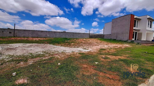Lindo Terreno À Venda, 250 M²  Vivva Residencial Clube - Jacareí/sp - Te0794