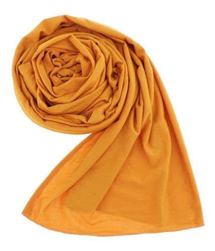 Imagen 1 de 7 de Mus Hijab Head F Para Mujer, Tocado Islámico, F, Toalla Par