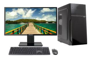 Computador Janus Amd Ryzen 5 3600g, Ram 8 Gb, Ssd 240gb