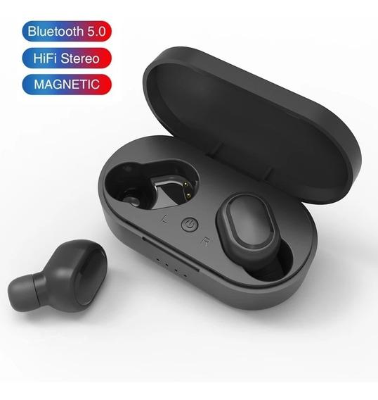 Fone De Ouvido Sem Fio Bluetooth 5.0 A6s Tws Pronta Entrega