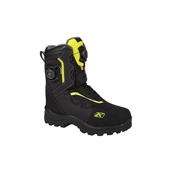 Klim Adrenaline Gtx Boa Para Hombre Snocross Snowmobile Boot