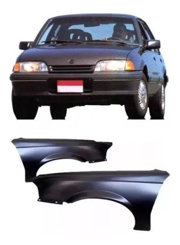 Guardabarros Chevrolet Monza Original Der - Izq