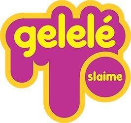 Slime Gelelé - Kit Com 3 Baldes