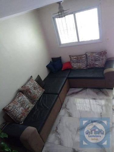 Casa Com 2 Dormitórios À Venda, 86 M² Por R$ 274.000,00 - Aviação - Praia Grande/sp - Ca0961