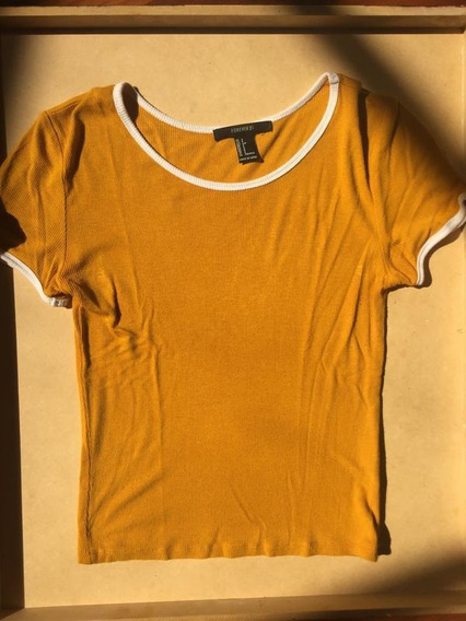 Remera Forever 21 Talle S