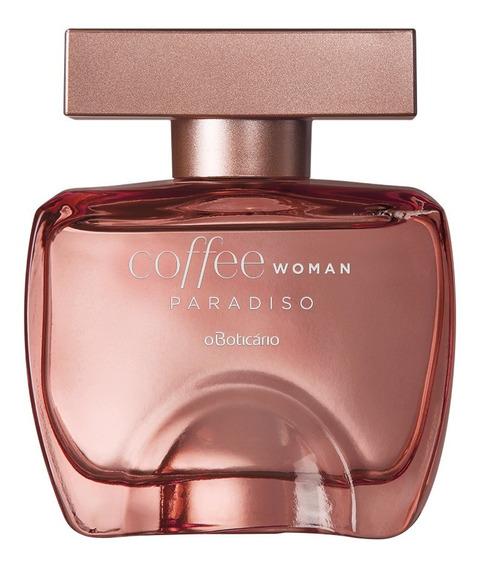 Coffee Desodorante Colônia Woman Paradiso 100ml