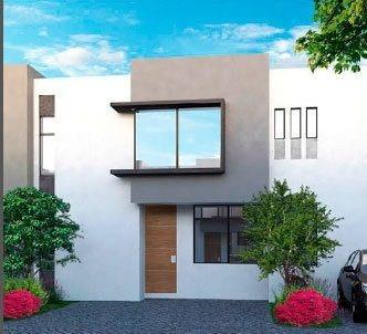 Santillana Coto 8. Casas En Pre-venta. Colonia San Juan De Ocotan