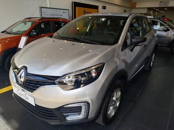 Renault Captur 2020 1.6 Life (gl)