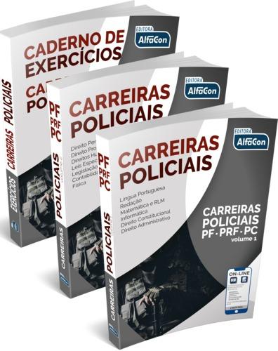 Apostila Carreiras Policiais - Pf-prf-pc