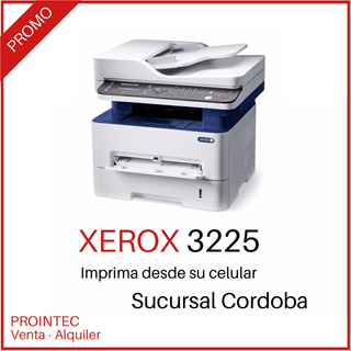 Impresora Multifunción Xerox Workcentre 3225 Cordoba